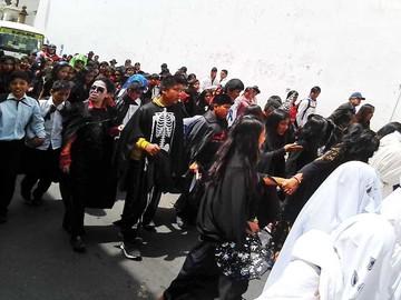 Escuela Ricardo Mujía celebra 143 años