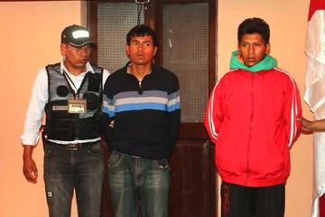 Caen sujetos confesos por doble asesinato en Khatalla