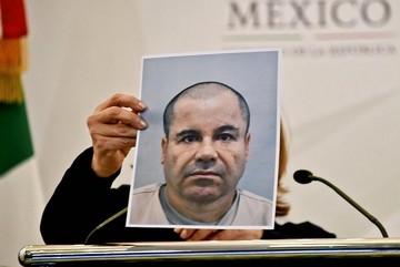 """Las siete vidas del """"Chapo"""" Guzmán"""