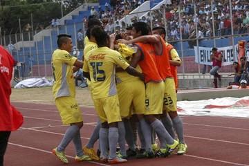 Sport Boys triunfa en Tarija y da pelea en la punta