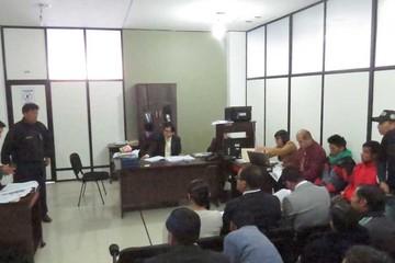 Juez manda al penal a imputados por asesinato