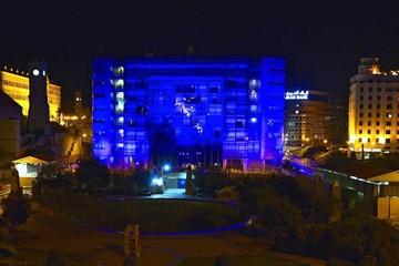 Celebrarán 70 años de la ONU con iluminaciones