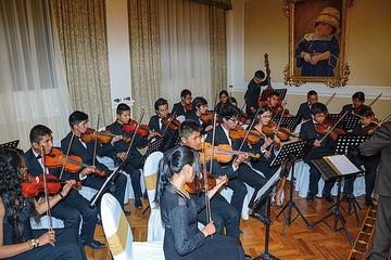 Posesión Federación de Empresarios Privados de Potosí