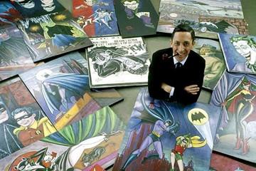 Cien años del nacimiento de Bob Kane, creador de Batman