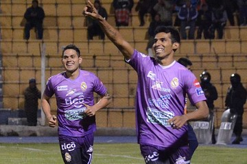 Real Potosí vuelve a ganar pero aún sigue en el fondo