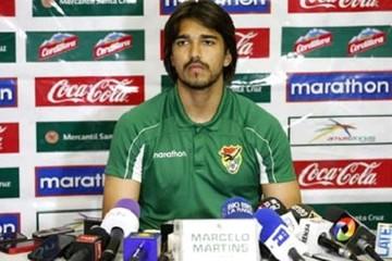 Baldivieso: Martins no tiene ganas de volver a la Selección
