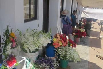 Alcaldía cede al pedido de vendedoras de flores