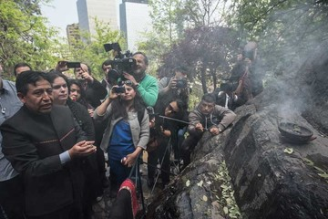 Molestia en Chile por la visita de Choquehuanca