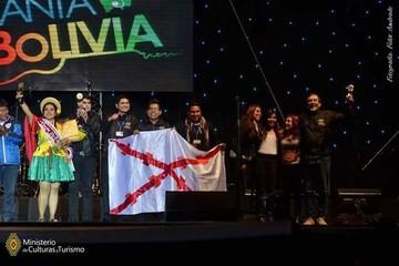 Grupo sucrense logra el primer lugar en festival