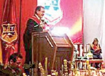 Oruro conmemora 409 años de fundación