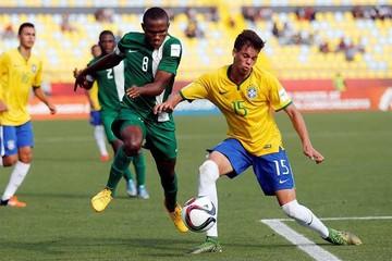 Sub 17: Nigeria aplasta a Brasil
