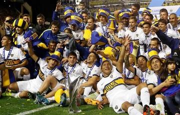 Boca vuelve a gritar campeón en Argentina