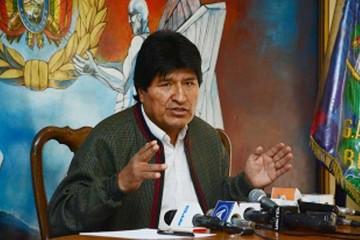 Evo: Ejercicios militares de Chile buscan intimidar a Bolivia y Perú