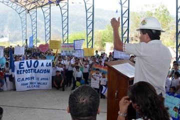 Evo Morales: EE.UU.busca organizar a la derecha desde Perú