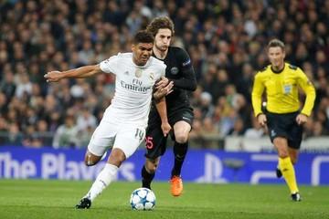 Real Madrid firma su clasificación al imponerse al PSG