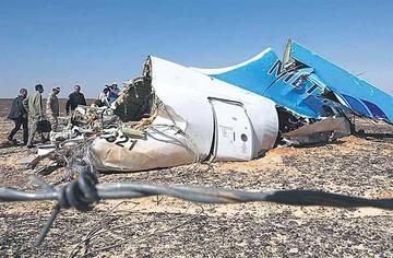 Sigue la incógnita sobre caída de avión ruso en Egipto