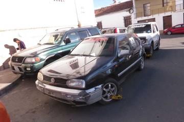 En Sucre por día engrapan a 25 vehículos infractores