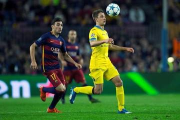 Suárez y Neymar acercan al Barça a octavos de final