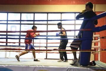 Sucre inicia pugna por el título de boxeo