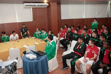 Salvatierra inspira a la Selección Nacional