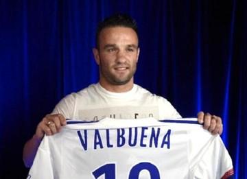 Mathieu Valbuena, decepcionado por no estar en la selección