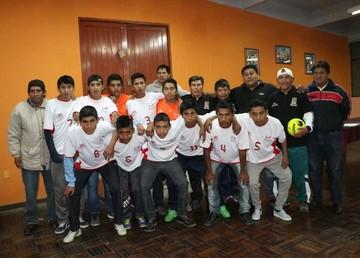 Futsal: Sub 16 va a Tarija