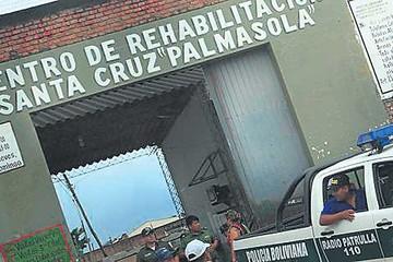 """Investigan """"narcofiesta"""" en cárcel de Palmasola"""