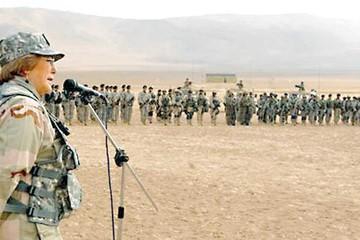 García Linera a Chile: Sus ejercicios militares no nos provocan miedo