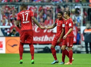Bayern Munich golea y manda en la Bundesliga