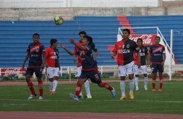 Nacional B: Fancesa pierde en Tarija y sigue penúltimo
