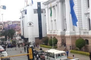Mamani pide aplicar control biométrico a los magistrados