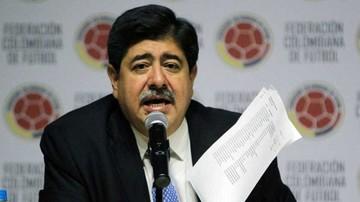 Colombia acepta la renuncia de su titular federativo