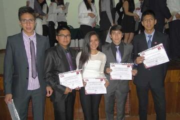 Entrega de Certificados en el CBA