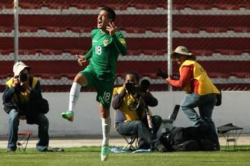 Ramallo conduce el primer triunfo boliviano en la Eliminatoria