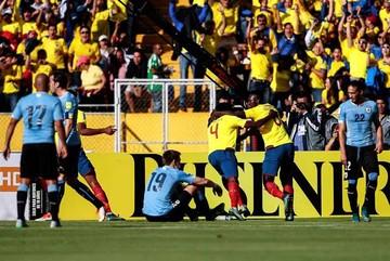 Ecuador mantiene su invicto y el liderato