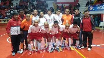Chuquisaca queda segundo en torneo Nacional Sub 16