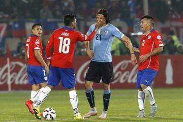 Uruguay se mide con Chile