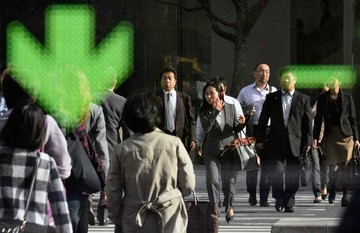 """Japón cae en 2da. recesión de la era """"Abenomics"""""""