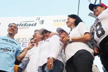La oposición venezolana  ganaría las legislativas