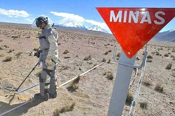 Bolivia denuncia que Chile incumple Tratado de Ottawa