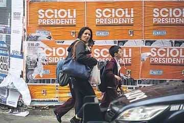 En Argentina, Macri llega favorito a segunda vuelta