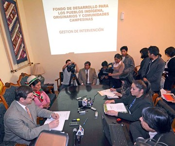 El directorio del Fondioc avaló estados financieros
