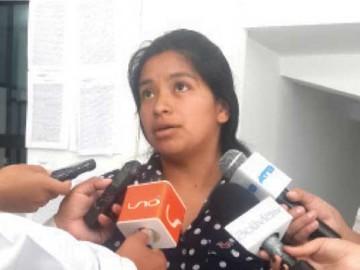 Tribunal envía a prisión a supuesta estafadora en Sucre