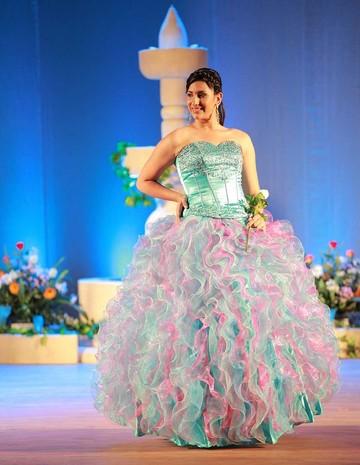 Gala final de Miss 15 Años 2015