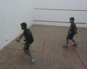 Squash realiza selectivo