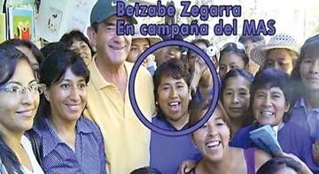 Tarija: Vocal designada por Evo renuncia a su cargo
