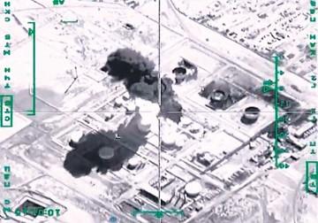 Se intensifican los bombardeos contra yihadistas