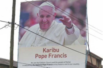 "Un ""rey católico"" llega a territorios protestantes"