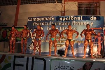 Último evento en Sucre