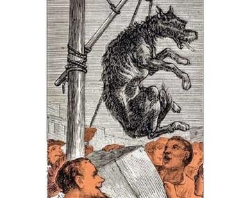 Juicios medievales para animales